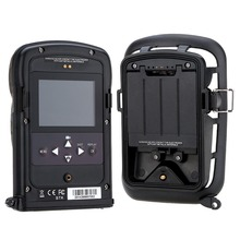 Rain-proof Portable Wildlife Scouting Hunting Camera 12MP HD Digital Infrared Trail Camera 940nm IR LED Video Recorder