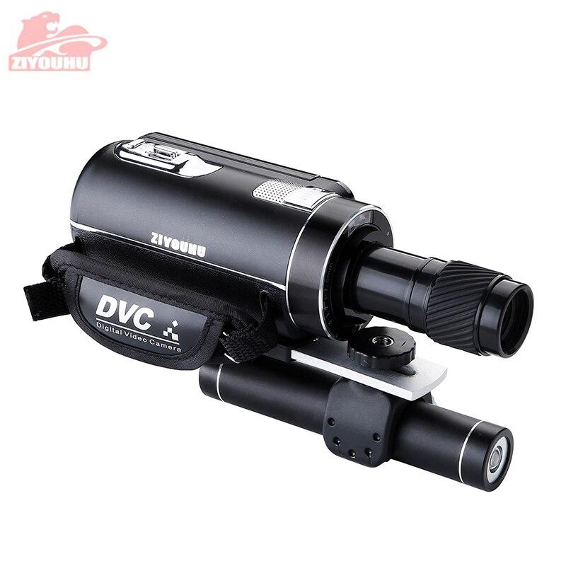 ZIYOUHU Neue 24MP Digital Night Vision Infrarot Kamera 10X Optische Vergrößerung Insgesamt Funktion Nacht Viewer für Frauen Jagd