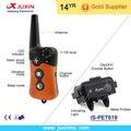 Перезаряжаемый водонепроницаемый ошейник для обучения собаки вибрация/статический шок с радиусом приема сигнала 330 м подходит для всех собак
