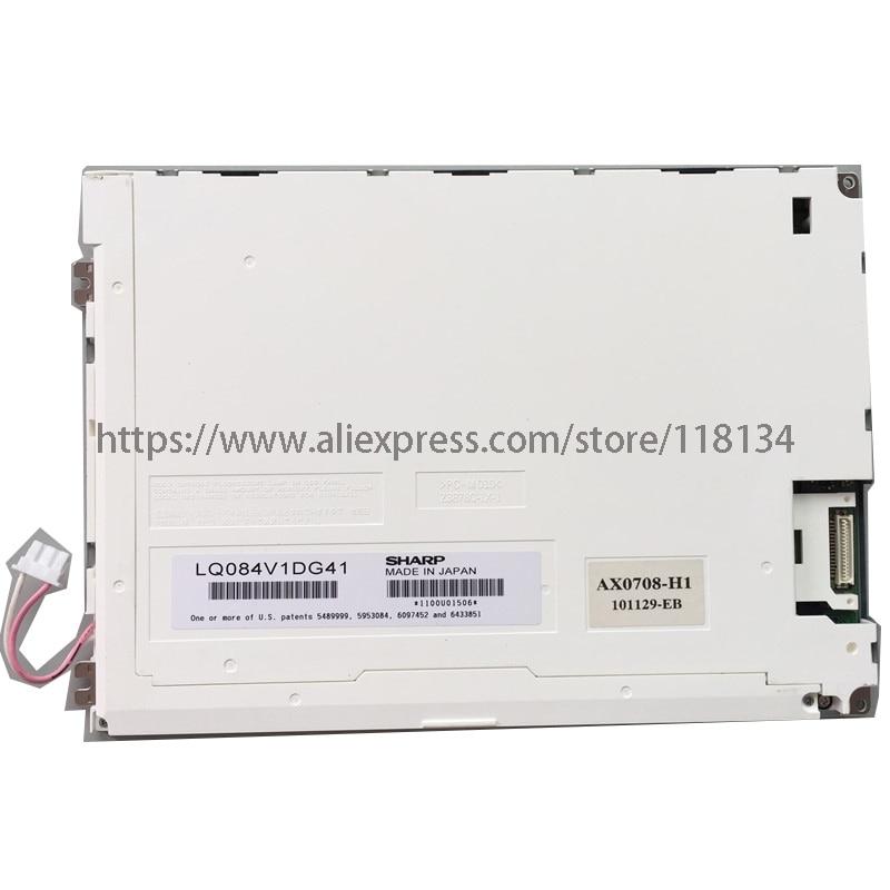 A+ 8.4 Inch LQ084V1DG21 LQ084V1DG42  LQ084V1DG22 LQ084V1DG41 Lcd Screen  One Year Warranty