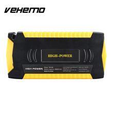 VEHEMO Universal 69800 mAh Coche de Arranque Salto Portátil Adaptador de Cargador de Batería de Reserva de Emergencia de Múltiples Funciones de LA UE/UK/AU/EE. UU. Plug