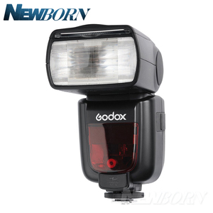 Image 4 - Godox TT685N TTL فلاش كاميرا 2.4GHz عالية السرعة 1/8000s GN60 + Xpro N TTL الارسال اللاسلكي لنيكون D7500 D850 D500 D4 + هدية