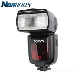 Image 4 - Godox flash de câmera tt685n, 2.4ghz, alta velocidade 1/8000s gn60 + xpro n ttl sem fio transmissor para nikon d7500 d850 d500 d4 + presente