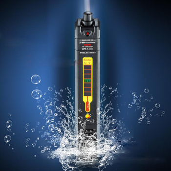 200W/300W/500W Explosion-proof Aquarium Heater LCD Thermometer Fish Tank Heater with Protect Shell Aquarium Temperature Control