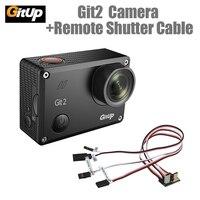 Gitup Git2 Pro 1080P Novatek NTK96660 WiFi Sports 1 5 LCD Camera Waterproof Free Remote Shutter