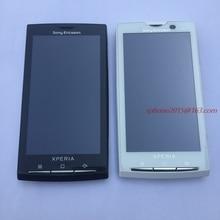 "Sony Ericsson Xperia X10 โทรศัพท์มือถือ Unlocked 4.0 ""Touchscreen Refurbished โทรศัพท์มือถือ"