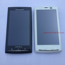هاتف سوني إريكسون Xperia X10 الأصلي غير مقفول بشاشة لمس مقاس 4.0 بوصة مجدد