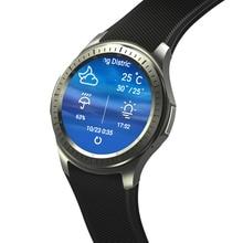 WIFI SmartWatch Reloj Reloj Inteligente 3G WCDMA Quad Core Bluetooth 4.0 Pulsómetro GPS bluetooth 4.0 ble LF16 para S3 s2