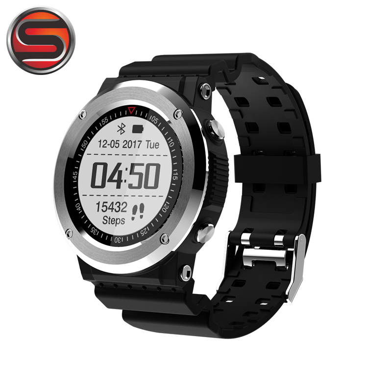 SOVOGU G15 Smart Watch MTK2502C IP67 Waterproof Heart Rate Monitor Remote Control Camera Message Push Smartwatch IOS Android colmi smart watch n3 heart rate monitor pedometer push message remote control camera for android ios phone watch