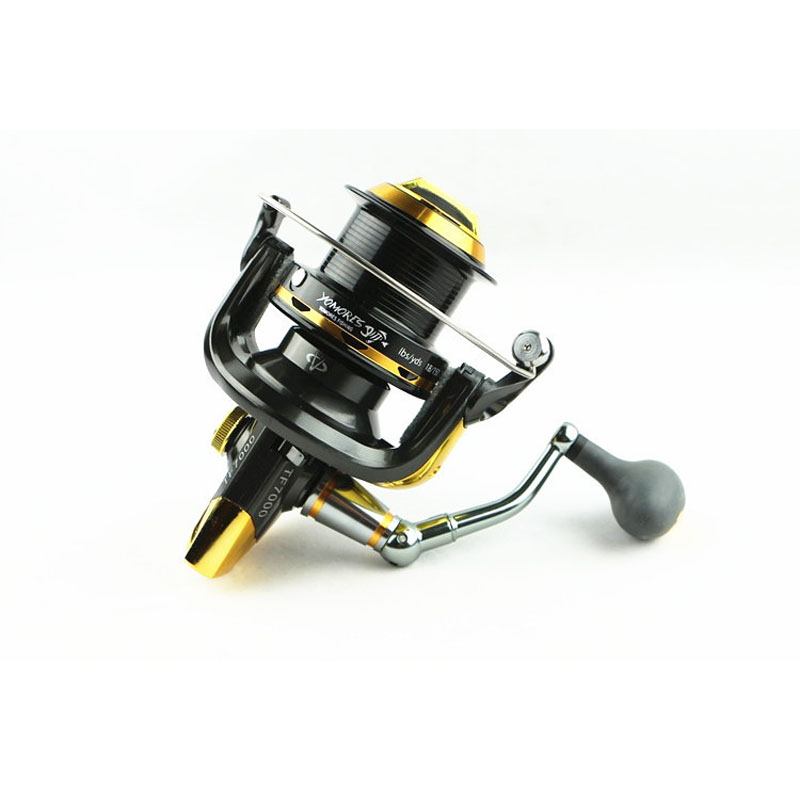 Fishing Reels Long Shot Wheel Distant Wheels TF8000 13 Bearing Jigbait Lure Ocean Front Drag Spinning Reel CNC Rocker Arm our distant cousins