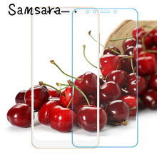 Samsara 2.5D Tempered Glass For Xiaomi Redmi 5A 4X Protective Glass Film Coverage For Xiaomi MI 5 Plus 5C Glass Screen Protector(China)
