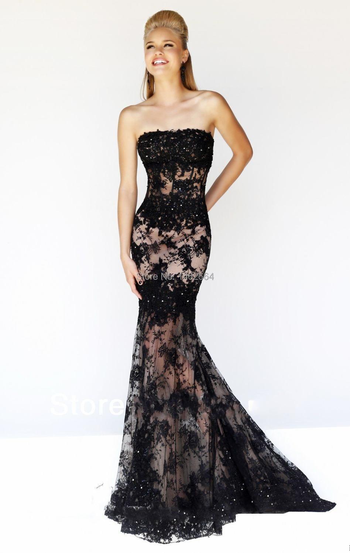 Prom Dresses 2015 Pink And Black - Missy Dress