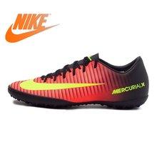 sale retailer 46682 c1185 Chaussures de Football NIKE MERCURIALX VICTORY VI TF pour hommes chaussures  de sport de Football pour