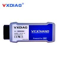 VXDIAG VCX NANO için GM/Opel GDS2 ve TIS2WEB Teşhis Aracı USB sürümü Programlama Sistemi için GM MDI daha iyi Ücretsiz nakliye