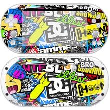 Bomb Vinyl Skin Sticker Protector for Sony PS vita 2000 For PSvita For PSV 2000 skins Stickers for PSV2000 1013