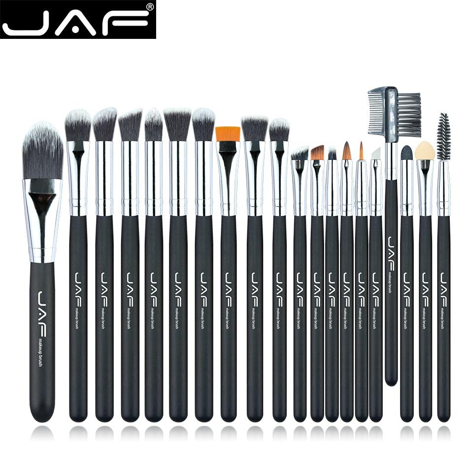 JAF Brand 20 pcs set Makeup Brush Professional Foundation Eye Shadow Blending Cosmetics Make up Tool