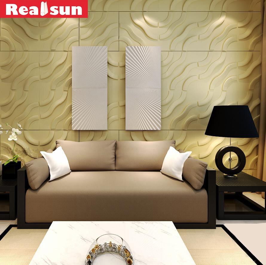 Three Rooms Apartment With A Big Modern Kitchen: Aliexpress.com : Buy PVC 3D Waterproof Wall Panels Modern