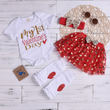 b3afe4e68a5c2 Buy valentines day kid clothes and get free shipping on AliExpress.com