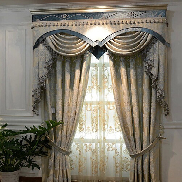 Chenille Curtain Fabric Designs New Turkish