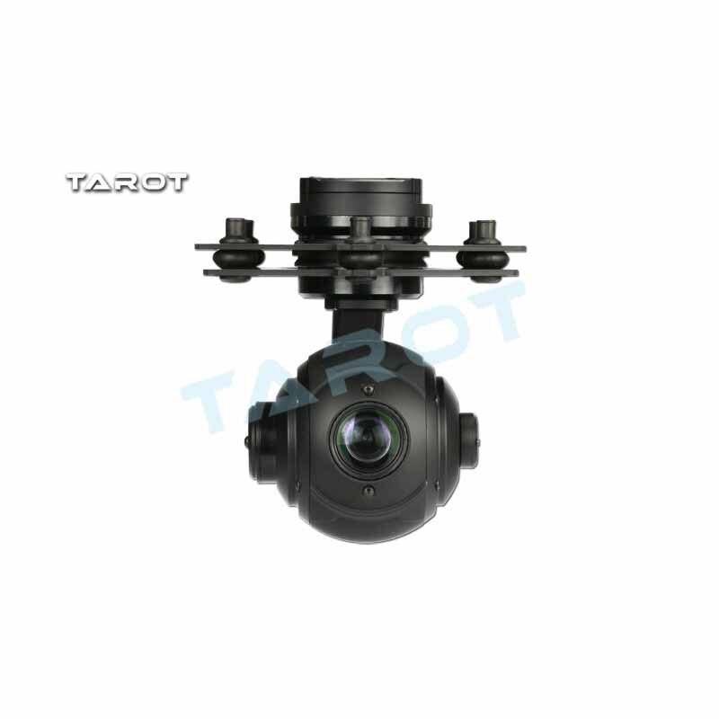 Cardan à rotule Tarot HD PEEPER T10X 250ma sans bavure FPV sphérique haute définition TL10A00 avec caméra Multicopter HD - 5