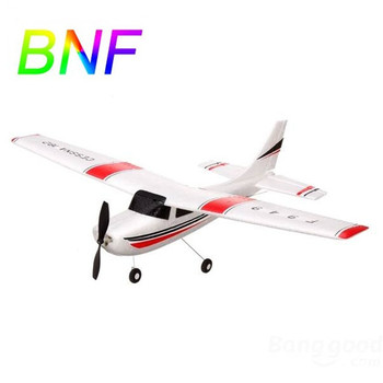 WLtoys F949 2.4G 3CH Cessna 182 Micro RC Airplane BNF Without Transmitter