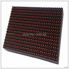 Leeman P10 на открытом воздухе красный из светодиодов модуль из светодиодов дисплей модуль, Открытый P10 матричный из светодиодов модуль