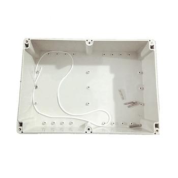Su Geçirmez Açık Bağlantı Kutusu Elektronik Bağlantı Kutusu ABS Plastik Muhafaza Kutusu Proje Enstrüman Durumda