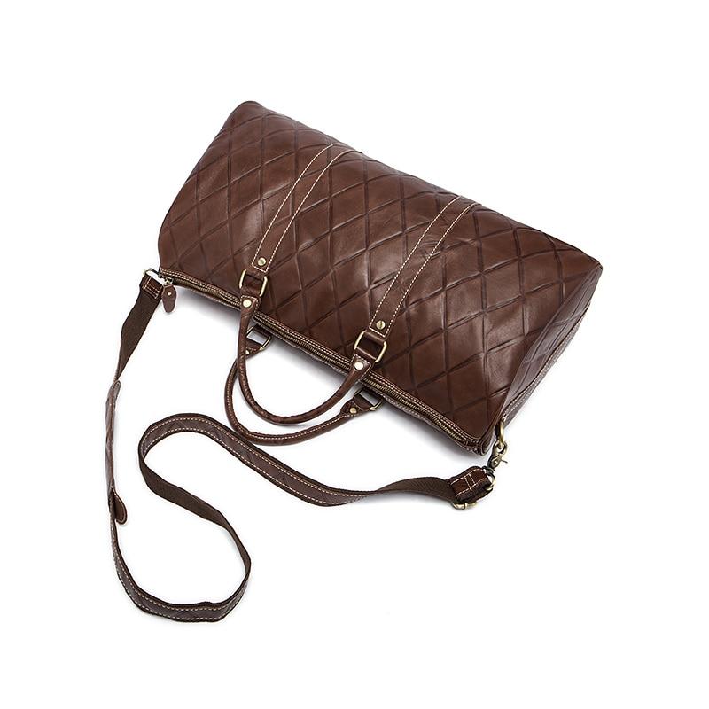WESTAL Large Duffle Bag Ерекше Былғары Багаждар - Багаж және саяхат сөмкелері - фото 4