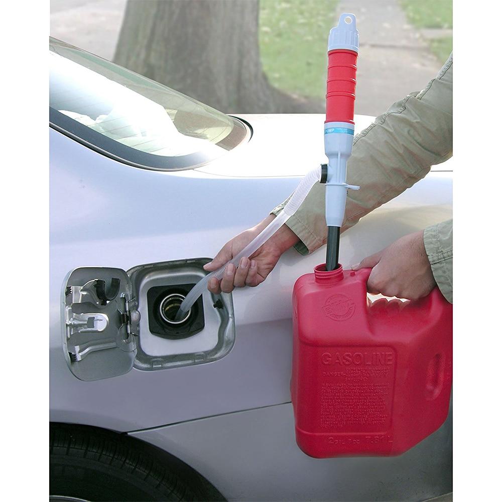 New Battery Operated Liquido Trasferimento Pompa di Gas, Acqua, Olio, Altri Non-Uso Liquidi Corrosivi In Garage, acquari, Cantina, Negozio, Cortile