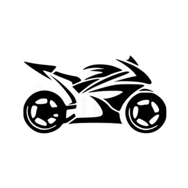 Cool motocross car sticker wall home glass window door laptop auto truck bumper van vinyl decals