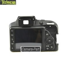 цена на D3400 Rear Back Cover With LCD And Key Button Camera Repair Parts For Nikon