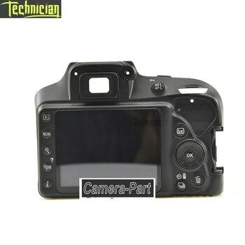 D3400 couvercle arrière avec LCD et pièces de réparation de caméra bouton clé pour Nikon