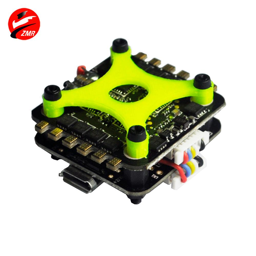 Mini F3 OSD Flight control tower Integrated Flytower + 4 in 1 BLHeli ESC Built-in 5V 1A output BEC omnibus f3 tower 20x20mm mini f4 flytower flight control integrated osd 4 in 1 esc built in 5v 1a bec support dshot for fpv rc drone