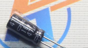 Electrolytic Capacitor 16V 47UF Capacitor