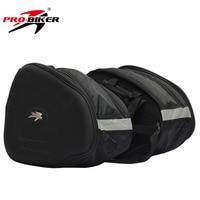Pro biker waterproof saddlebags motorcycle racing saddle bags helmet tail luggage side suitcase motocross oil fuel tank bag