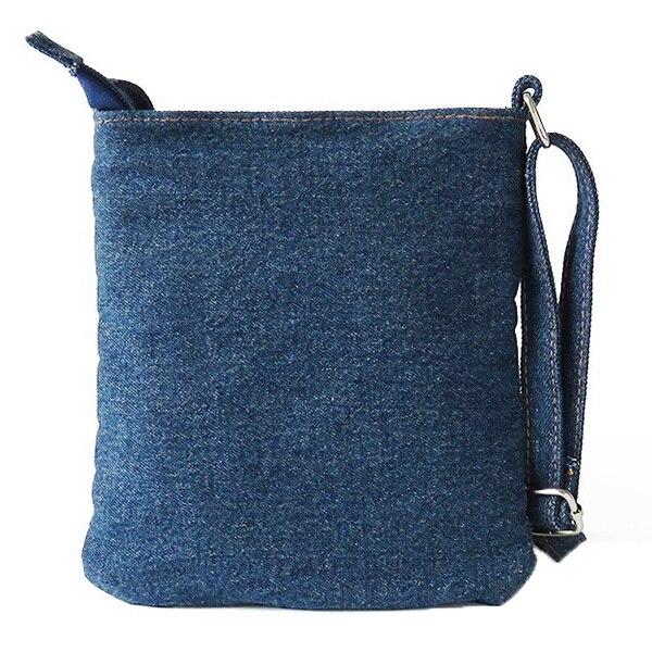 women denim messenger bags women mini small shoulder bag vintage rivet satchels ladies crossbody sling bag bags 1
