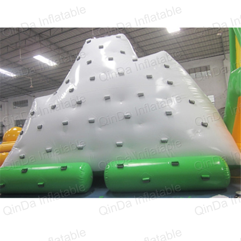 Giant inflatable iceberg water toy inflatable water floating playground water climbing iceberg funny summer inflatable water games inflatable bounce water slide with stairs and blowers