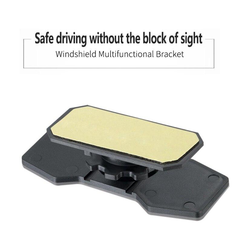 Car Universal HUD GPS Navigation Holder Head Up Display Projector Phone Bracket