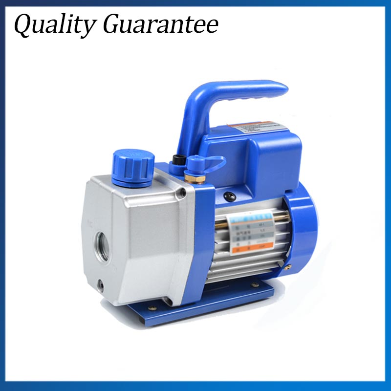 150W Mini Single Stage Industrial Vacuum Pump For Sale