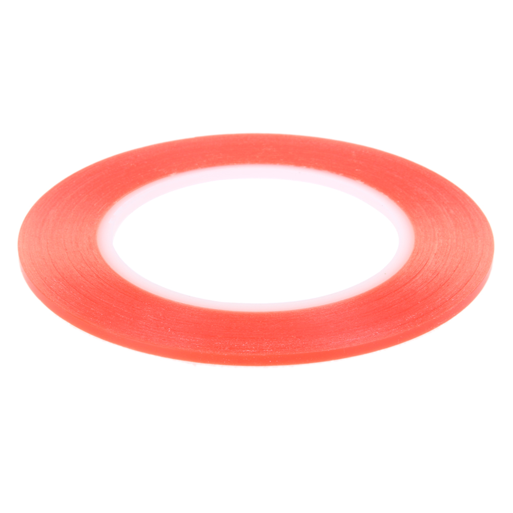 dependonu 3mm Double Sided adhensive Tape Red for Mobile Phone LCD Pannel Display Screen Repair Housing
