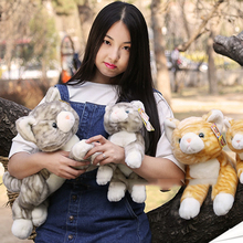 Pusheen Plush Kawaii Pusheen Cat Plush Brinquedos Anime Girls Gifts Soft Toys For Children Cute Cat Stuffed Plush Dolls 70C0185