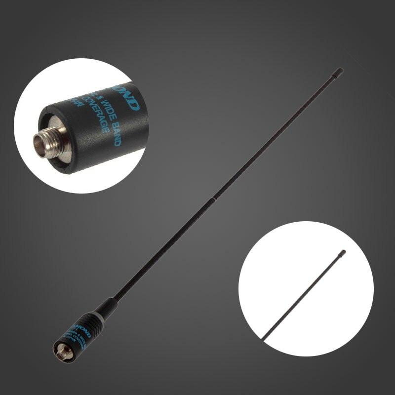 Diamant RH-771 SMA-Femelle Antenne Double Bande 144/430 MHz Pour Two Way Radio UV-5R UV-82 TG-UV2 KG-UVD1P PX-888 MILLIERS TK-3107