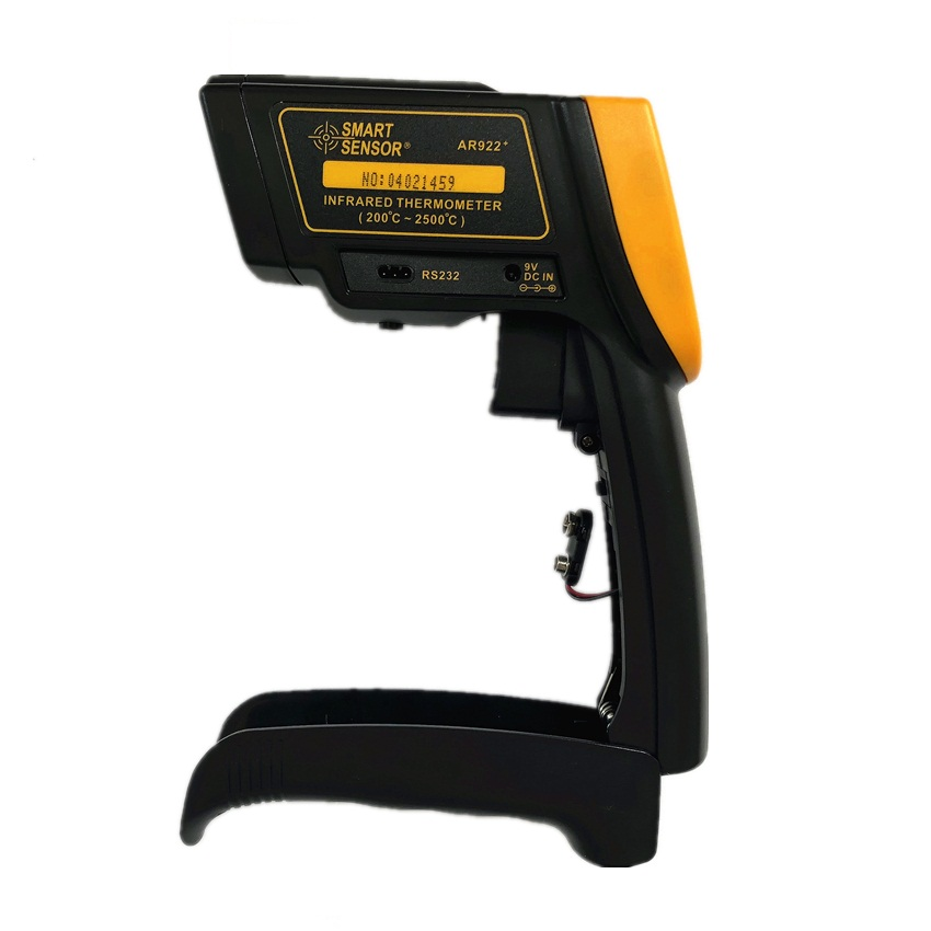 Smart Sensor AR922 Digital Non Contact Infrared Laser IR Thermometer Gun Metallurgy Forging Furnaces High Temperature Fields in Temperature Instruments from Tools
