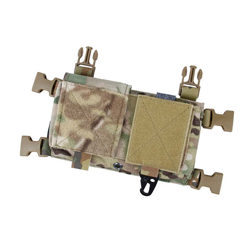 TMC Frss Shipping Hunting Multicam MCR Front Set for Tactical Vest SS Chest Rig Chest Hanging