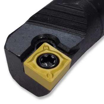 MZG prix discount 8mm S07K-SCLCR06 CNC vis de tournage Type tour coupe barre de traitement de trou de serrage verrouillé outil d'alésage interne