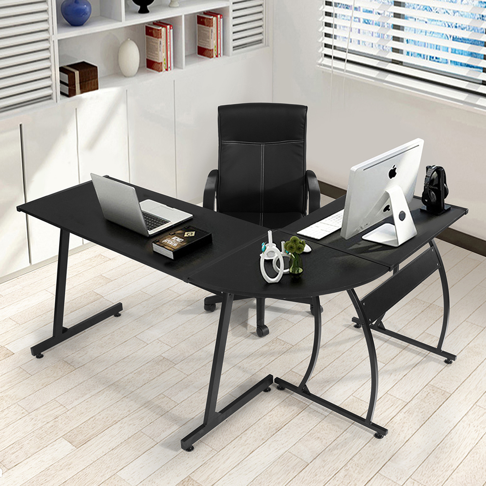 buy aingoo laptop stand office computer study table desk new design for working. Black Bedroom Furniture Sets. Home Design Ideas