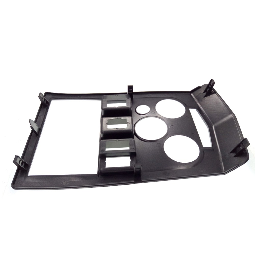 Image 3 - 2Din Fascia fit for Renault Logan Dacia Logan 2004 2007 fit for  Renault dvd player Panel Plate Fascia Frame In Dash Mount Kit-in Fascias from Automobiles & Motorcycles