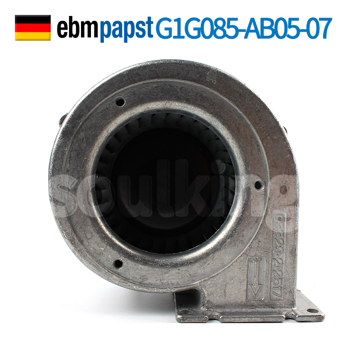 Original Ebmpapst G1G085-AB05-07 24V 13W Turbo Centrifugal Blower