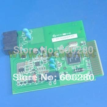 C8140-67096 for HP OfficeJet 9110/9120/9130 FAX function controller PC Board printer parts used original all in one printer parts network board for hp m4345mfp fax board q3701 60004 remove from new machine new version