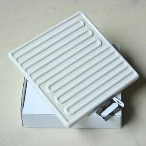 Image 3 - Нагревательная пластина с дальним инфракрасным Керамическим Нагревательным кирпичом BGA наладочная станция 180*180 мм 800 Вт